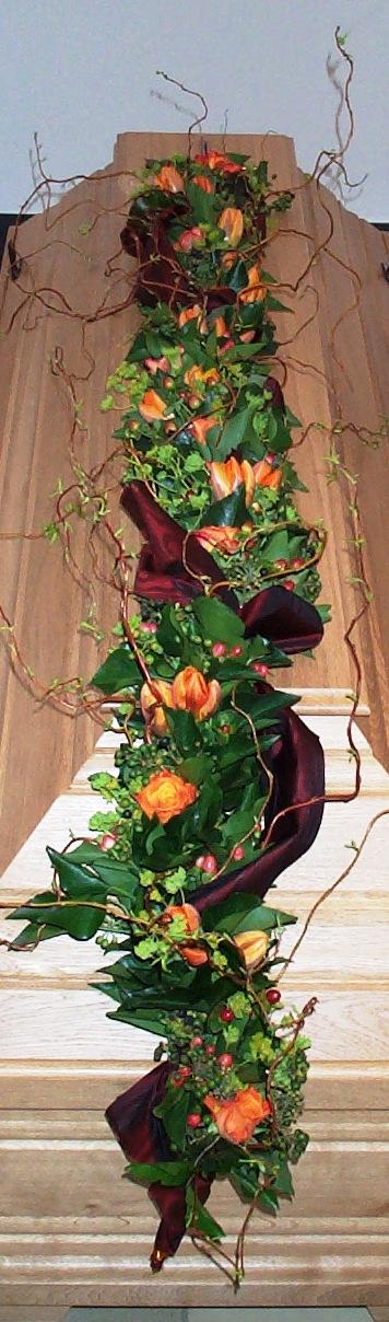 Blumen Rosenkranz